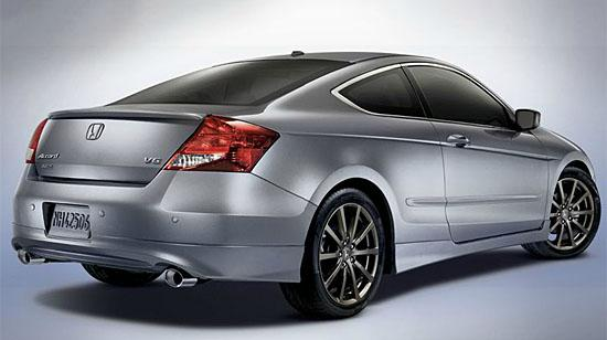 Honda Accord HFP Coupe (c) Honda