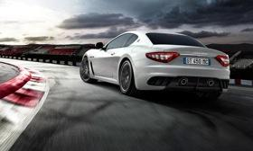 The Maserati MC Stradale is one pick for a car that has the best engine sound. Photo by Maserati.