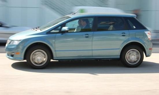 The BYD SUV goes on sale to fleets this year and to the rest of us next year. Photo by Mark Vaughn.