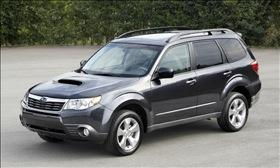 The Subaru Forester. Photo by Subaru.