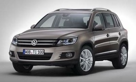 Volkswagen Tiguan. Photo by Volkswagen.