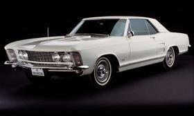 The 1963 Buick Riviera. Photo courtesy of Autoweek.