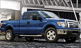 Ford F-150 (c) MSN Autos