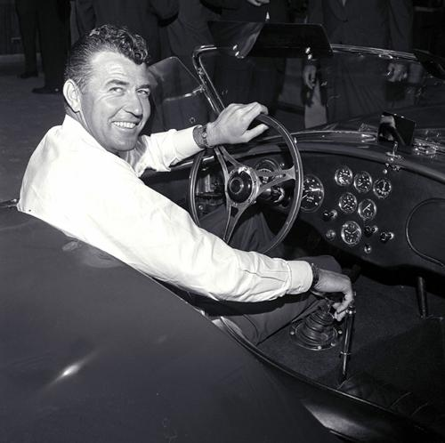 Carroll Shelby. Image courtesy Shelby American.
