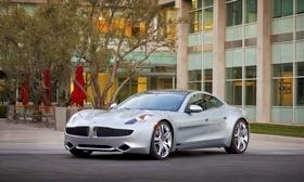 The Fisker Karma. Photo by Fisker Automotive.