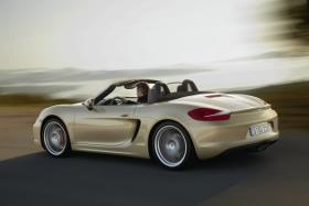 2013 Porsche Boxster. Photo by Porsche.