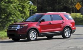 Ford Explorer photo by Ford.