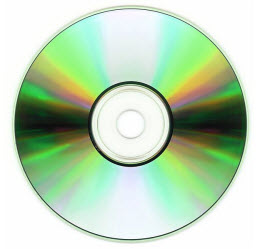 Compact Disc. Photo by Wikimedia Commons.