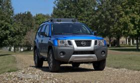2012 Nissan Xterra. Photo by Nissan.