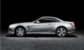 2013 Mercedes-Benz SL. Photo by Mercedes-Benz.