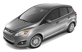 Ford C-MAX Hybrid (c) Ford