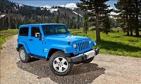 Jeep Wrangler (c) Chrysler