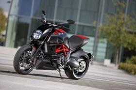 The Ducati Diavel. Photo by Ducati.