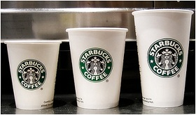Starbucks cups (c) GM