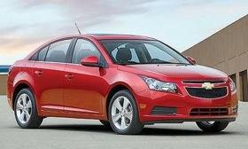 The Chevy Cruze. Photo by Chevrolet.