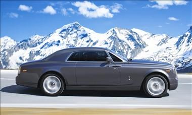Rolls-Royce Phantom photo by Rolls-Royce.