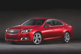 2013 Chevrolet Malibu (c) GM