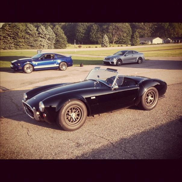 1965 Shelby Cobra. Image by Sam Smith.