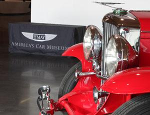 LeMay - America's Car Museum. (c) Perry Stern