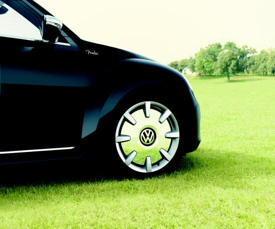 Beetle Fender Edition. Photo by Volkswagen.
