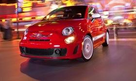 Chrysler sold 4,003 copies of the Fiat 500 in May. Photo by Fiat.