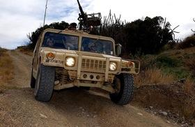 A HMMWVE, or more commonly know as the Humvee, will start to be replaced come 2015. Photo by Jeshua.nace.