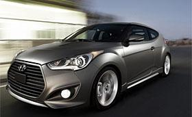 Hyundai Veloster Turbo (c) Hyundai
