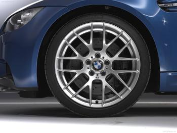 2010 BMW M3. Image courtesy BMW.