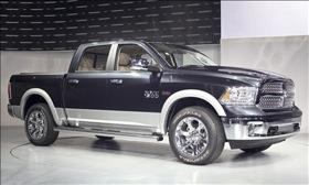 The 2013 Ram 1500. Photo by MSN Autos.