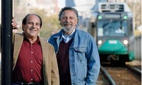 Car Talk's Tom and Ray Magliozzi will retire from their weekly radio show in September 2012. Photo by wbur.org.
