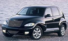 The 2004 Chrysler PT Cruiser. Photo by Chrysler.