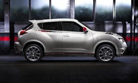 Nissan will being selling the hot Juke Nismo in Europe in January. Photo by Nissan.