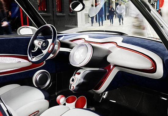 Mini Rocketman Concept for London Olympics (c) BMW