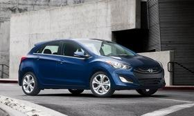 Pricing for the Elantra GT will start at $19,170. Photo by Hyundai.