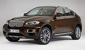 2013 BMW X6 (c) MSN Autos
