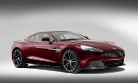 Aston Martin is reviving the Vanquish name for the replacement of the DBS coupe. Photo by Aston Martin.