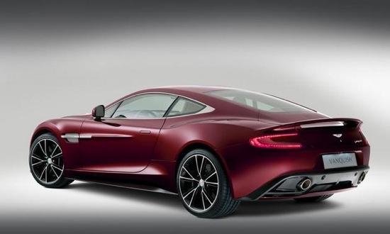 It won't arrive stateside until early 2013, and the Volante variant is set for 2014. Photo by Aston Martin.