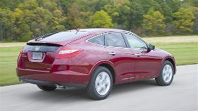 Honda Crosstour photo by Honda