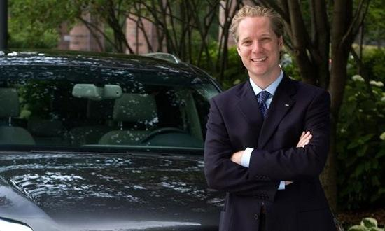 Scott Keogh has been chief marketing officer at Audi for six years. Photo by Audi.