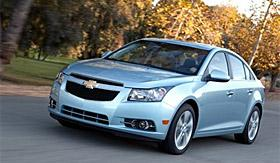 2012 Chevrolet Cruze (c) MSN Autos