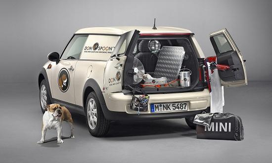 MINI Clubvan (BMW Group)