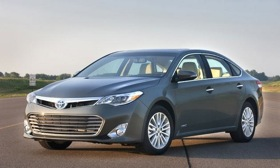 The hybrid system should achieve 40 mpg combined Photo by Toyota.&#xA;