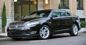 The 2013 Ford Taurus will arrive in dealerships later this summer. Photo by Ford.