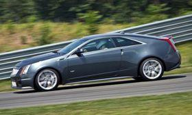 The Cadillac CTS-V. Photo by General Motors.