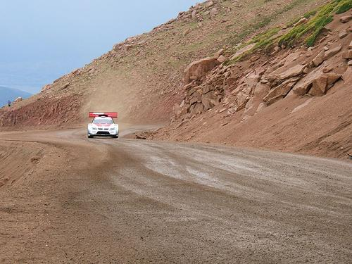Pikes Peak International Hillclimb.