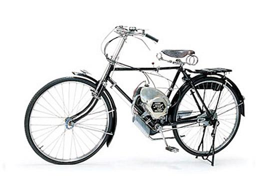 Suzuki bicycle