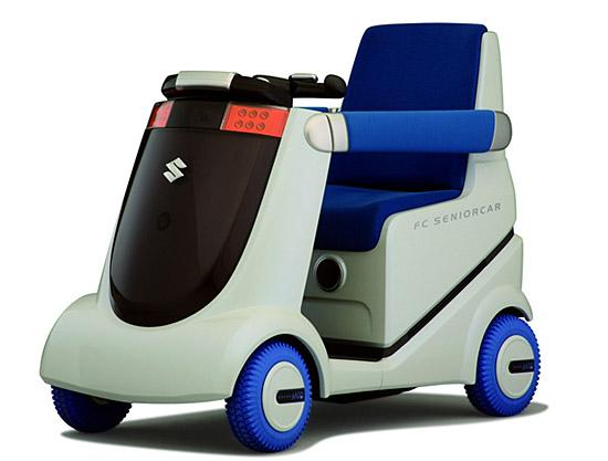 Suzuki wheelchair