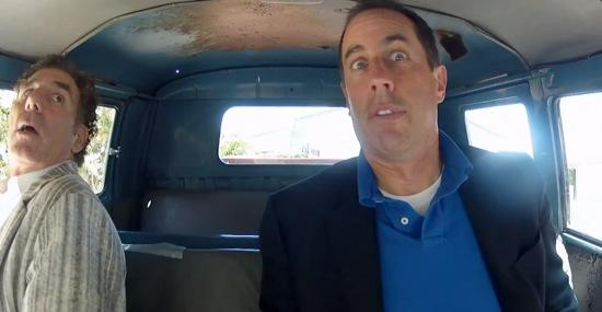 Image from Comedians in Cars Getting Coffee promo vid.