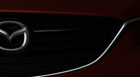 2014 Mazda 6 tease (c) Mazda