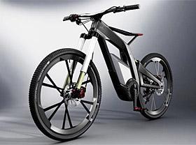 Audi e-bike (c) Audi